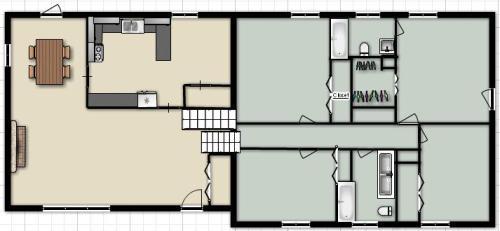 Current Main Floor